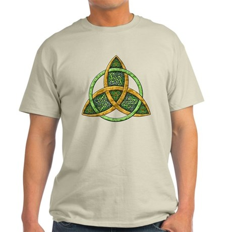 Celtic Trinity Knot Light T-Shirt