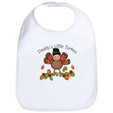 Daddy's Lil Turkey Bib