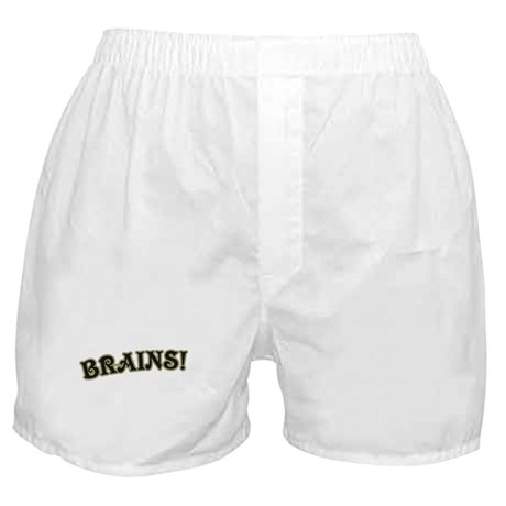 Brains! Boxer Shorts
