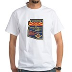 Arizona Masonic HP White T-Shirt