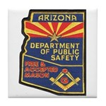Arizona Masonic HP Tile Coaster