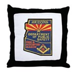 Arizona Masonic HP Throw Pillow