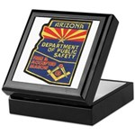 Arizona Masonic HP Keepsake Box