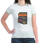 Arizona Masonic HP Jr. Ringer T-Shirt