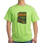 Arizona Masonic HP Green T-Shirt
