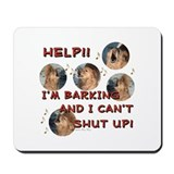Macy Barking Mousepad