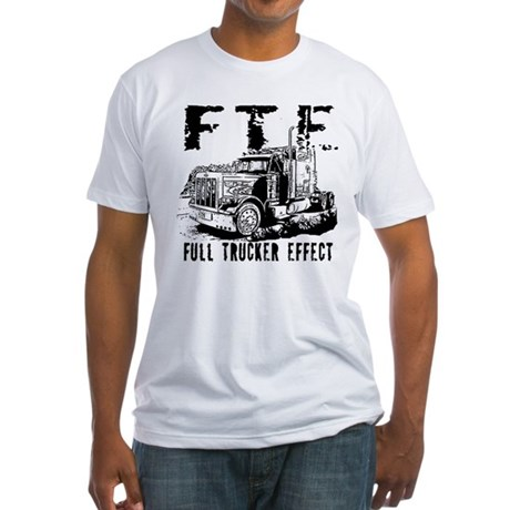 FTE - Black Fitted T-Shirt
