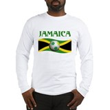 TEAM JAMAICA WORLD CUP Long Sleeve T-Shirt