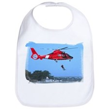 Coast Guard Chopper Bib