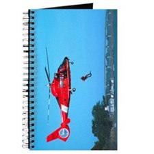 Coast Guard Chopper Journal