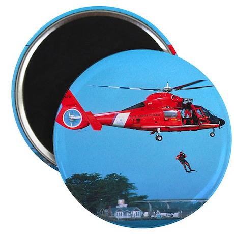 Coast Guard Chopper Magnet