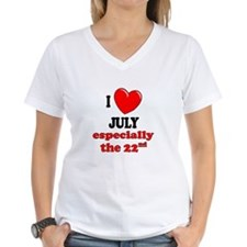 July 22nd Shirt