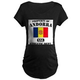 Property of Andora Athletic D T-Shirt