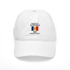 Property of Andora Athletic D Baseball Cap