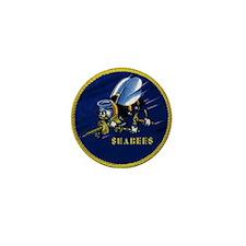 SeaBees Mini Button