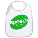 Speech Therapy Bib