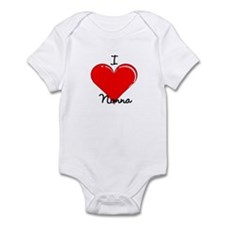 I love Nonna Infant Bodysuit