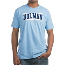 HOLMAN design (blue) Shirt