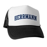 HERRMANN design (blue) Trucker Hat