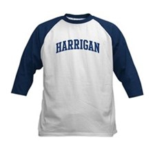 HARRIGAN design (blue) Tee