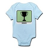 Winner (GREEN) Onesie