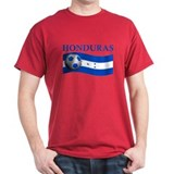 TEAM HONDURAS WORLD CUP T-Shirt