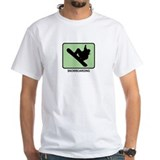Snowboarding (GREEN) Shirt