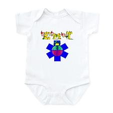 EMT Christmas Gift Infant Bodysuit