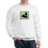 Personal Watercraft (GREEN) Sweatshirt