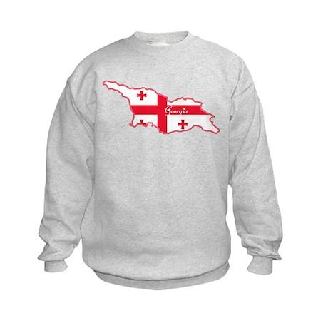 Cool Georgia Kids Sweatshirt