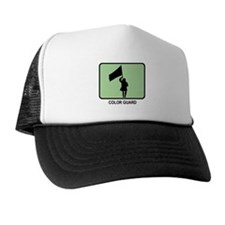 Color Guard (GREEN) Trucker Hat