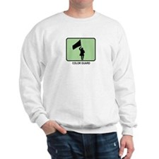 Color Guard (GREEN) Sweatshirt