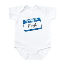 Kamusta... Pogi Infant Bodysuit