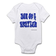 Son of a Hustler Infant Bodysuit