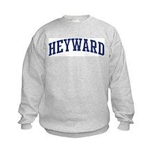 HEYWARD design (blue) Sweatshirt