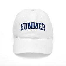 HUMMER design (blue) Baseball Cap