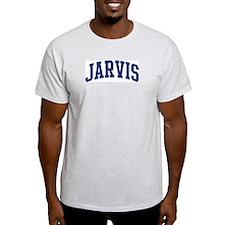 JARVIS design (blue) T-Shirt