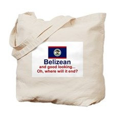 Good Looking Belizean Tote Bag