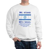 We Stand With Israel Jumper