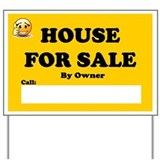 House For Sale Yard Sign