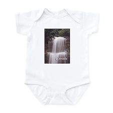 Lavender Falls Infant Bodysuit