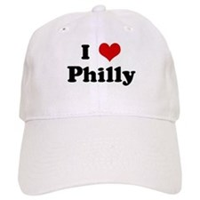I Love Philly Baseball Cap