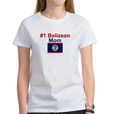 #1 Belizean Mom Tee