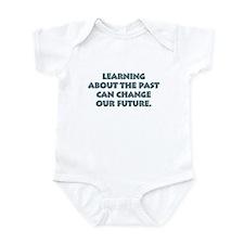 History Teacher Infant Bodysuit