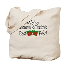 Best Present Ever! TWINS Tote Bag