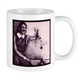 Sylvia Plath Coffee Small Mug