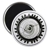 "Piano 2.25"" Magnet (10 pack)"