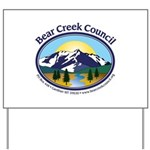 Bear Creek Council Yard Sign
