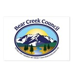 Bear Creek Council Postcards (Package of 8)