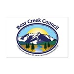Bear Creek Council Mini Poster Print